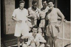Aden 1959 - 1960 - FPO at Steamer Point.