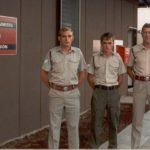 Ascension 1986 Cpl Dennis Eason, Cpl Billy McCann, WO2 Bill Heath