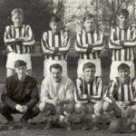 Football Team HPCCD RE 1968