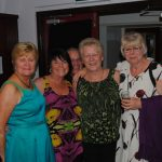 Dot Gosling, Joy Gillespie,Tony Curtis, Janet Bennett & Lesley Billington